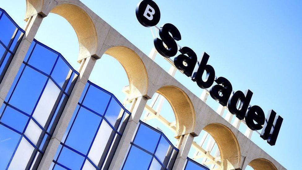 Sabadell tiene representaciones en Brasil, Colombia, Perú, República Dominicana.