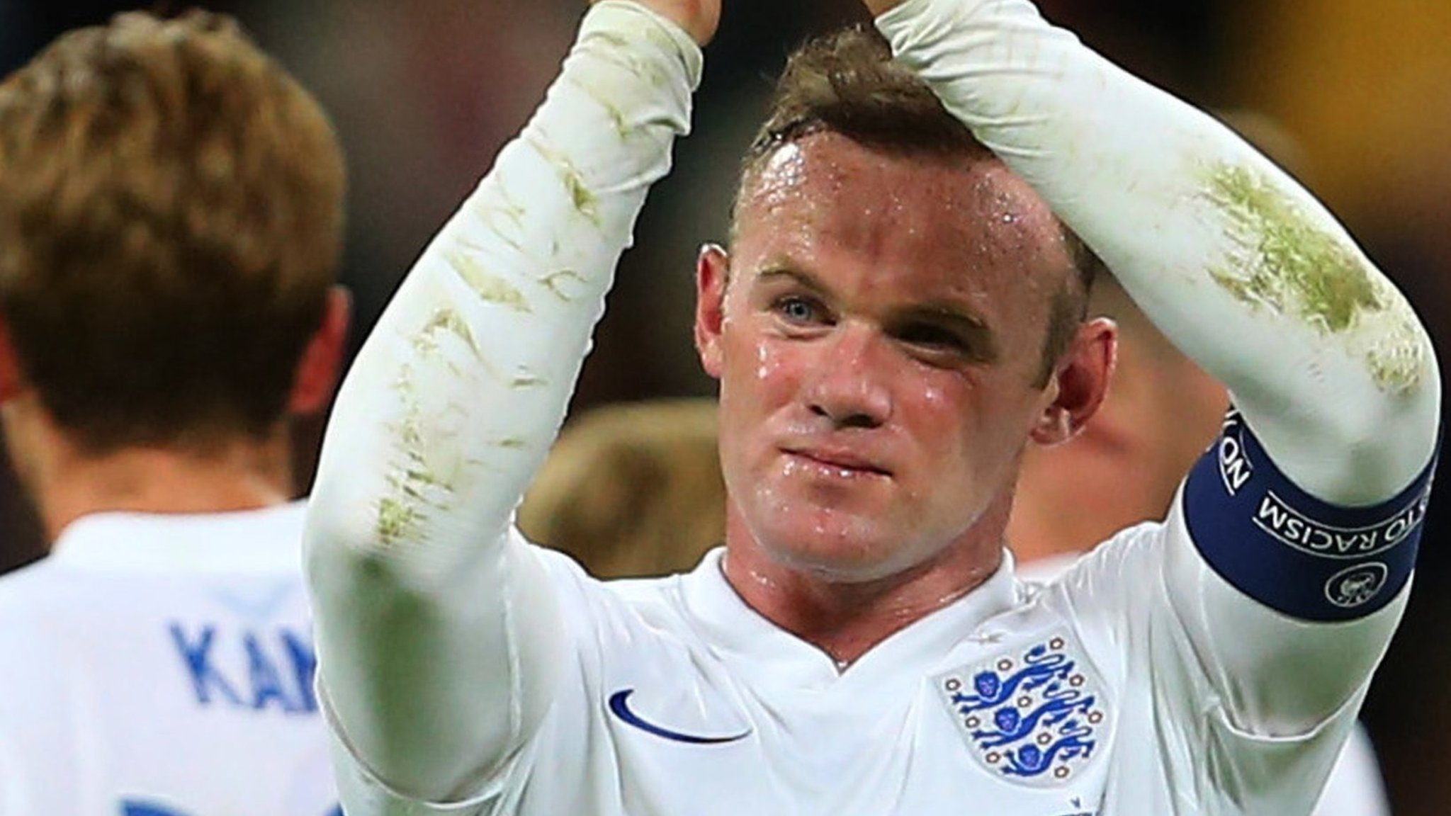 Wayne Rooney: England striker says it will be 'strange' playing at Wembley