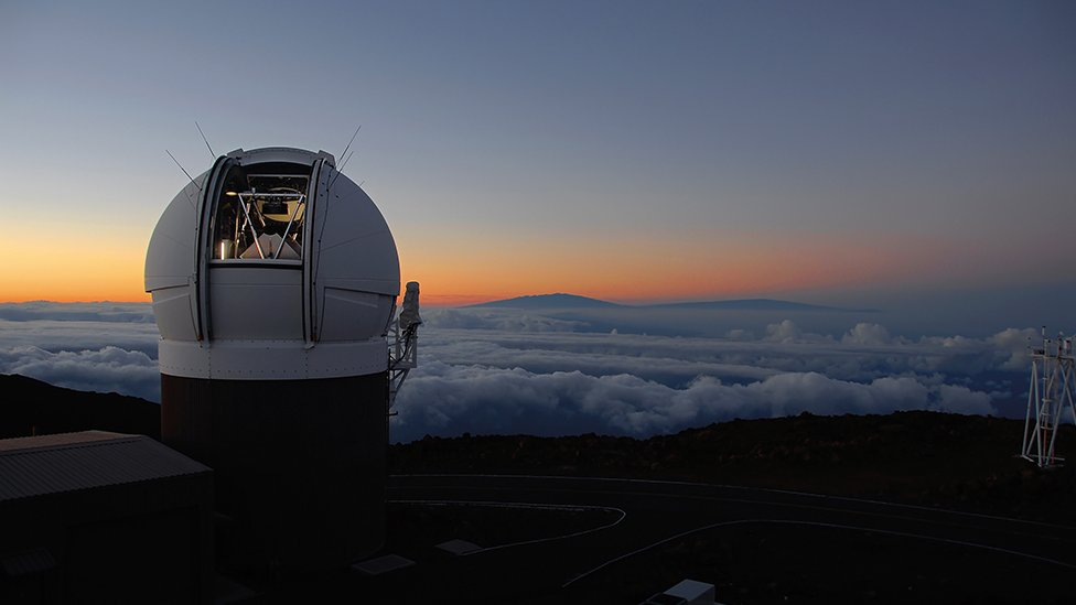 Telescopio Pan-STARRS