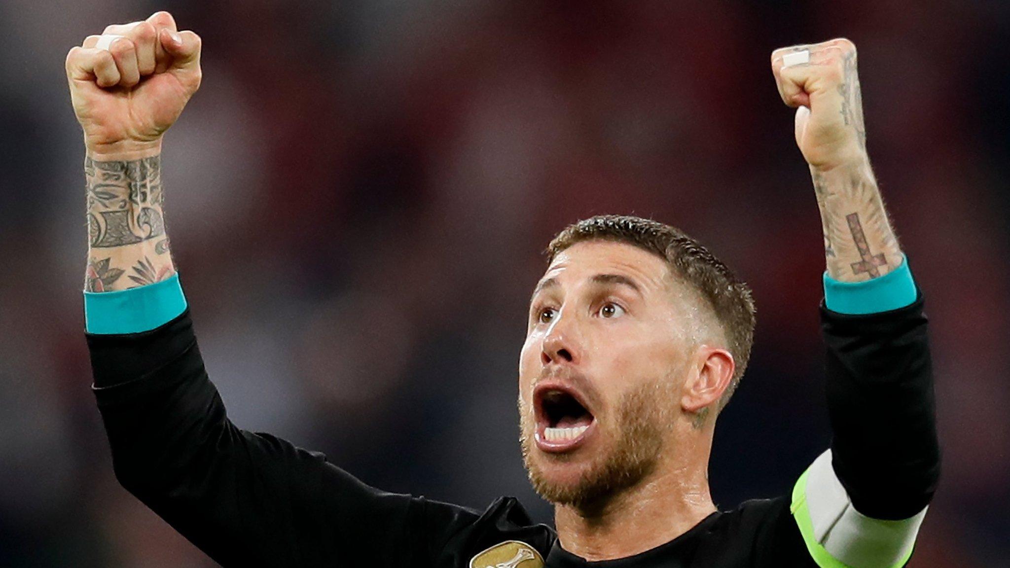 Real Madrid v Liverpool: Sergio Ramos - the Real talisman who can hurt Liverpool