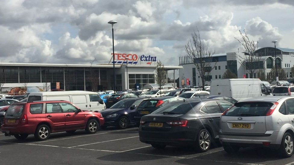 Stanwell Tesco stabbing: Man in court over attempted murder
