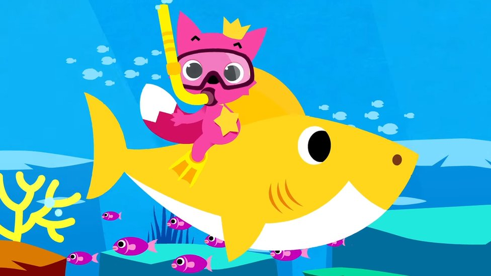 Baby Shark Why Did This Song About A Family Of Sharks Go Viral