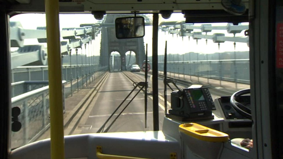 'Massive impact' if Menai Bridge bus service scrapped