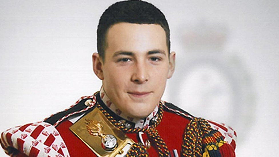 <![CDATA[Lee Rigby's mother criticises lack of Ministry of Defence support]]>