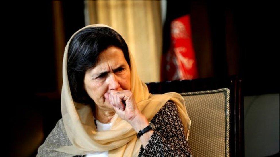 رولا غنی: ژنرال دوستم به نوعی در حبس خانگی است