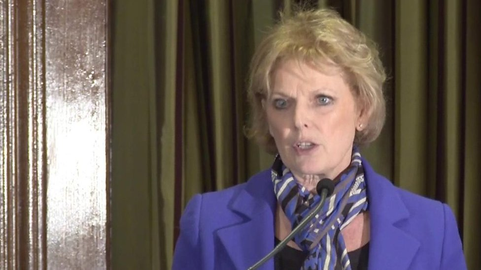 Anna Soubry: 'Right wing now running Conservative Party'