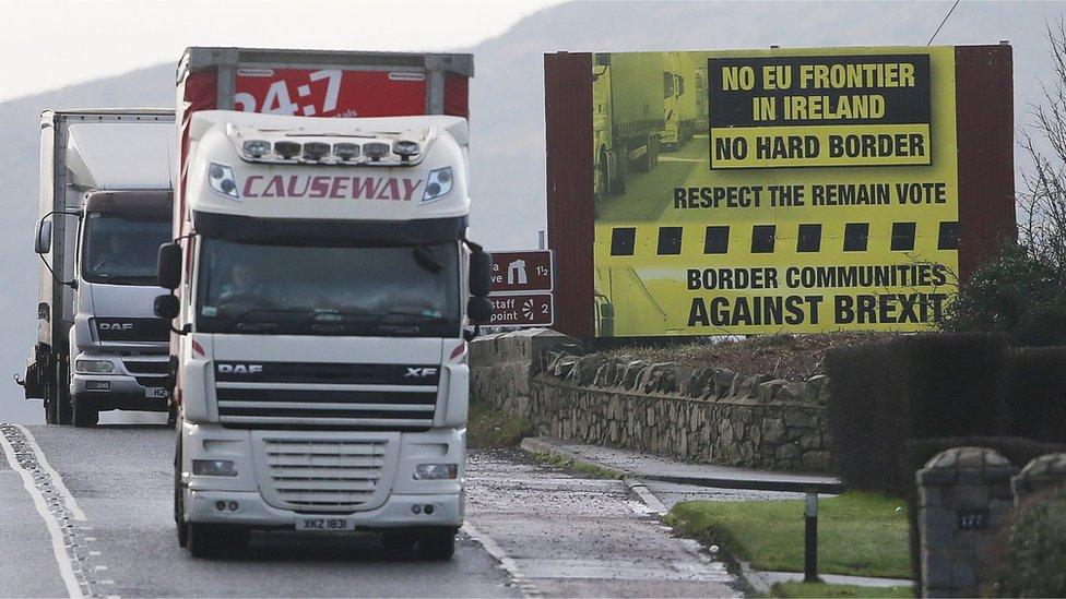 Former head of EC customs unit says border with Republic will return