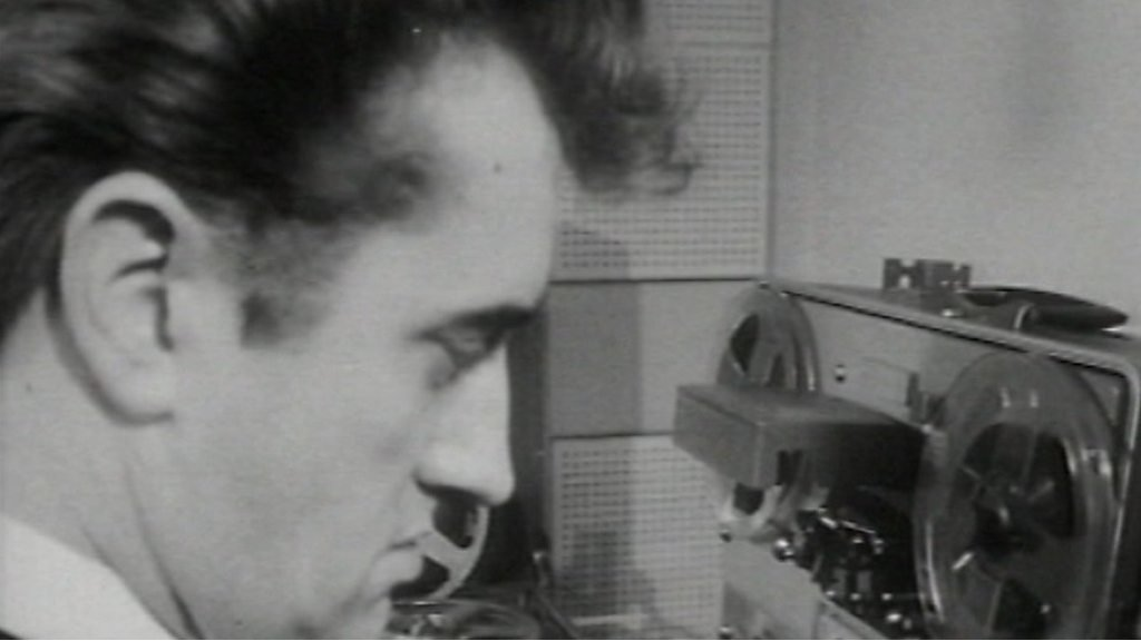 BBC News - Rare Joe Meek recording discovered 50 years after his death