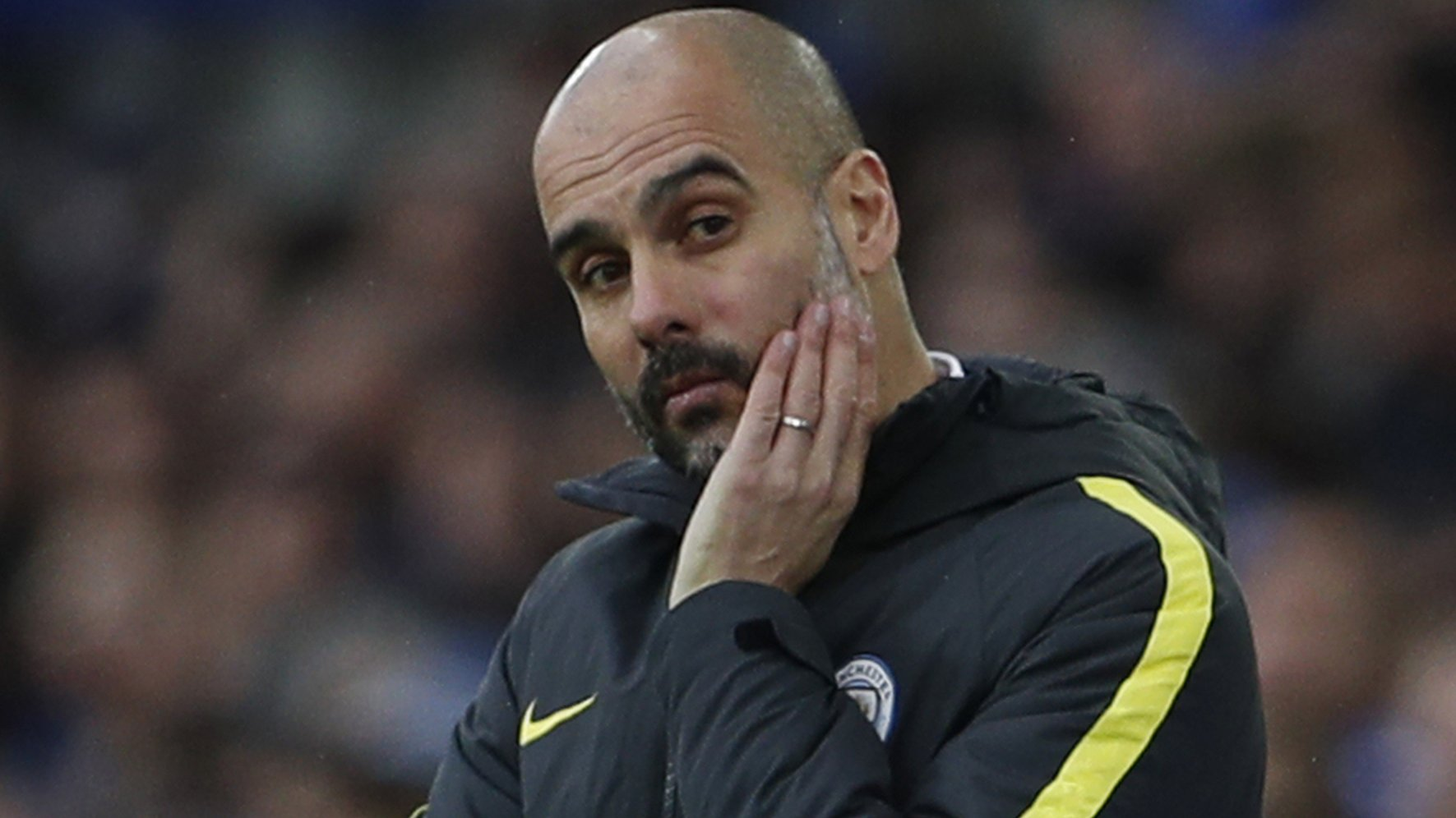 Manchester City: Pep Guardiola says 'I might not be good enough'