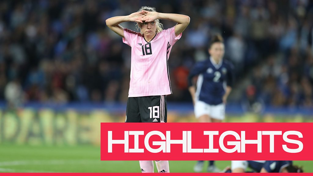 Women's World Cup 2019: Scotland knocked out after 3-3 draw with Argentina