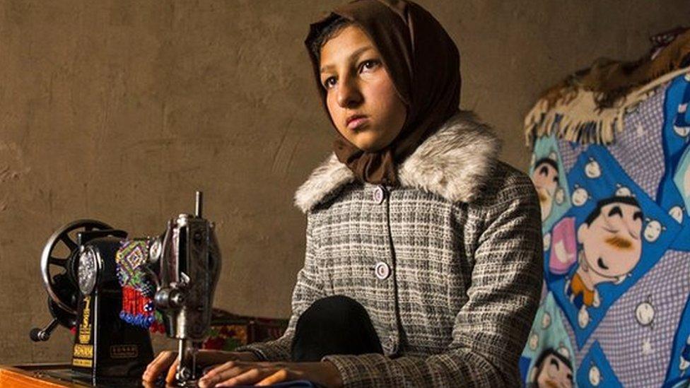 حالتِ جنگ میں پلے بڑھے افغانستان کے بچوں کی کہانیاں، اینڈریو کویلٹی کے کیمرے کی زبانی