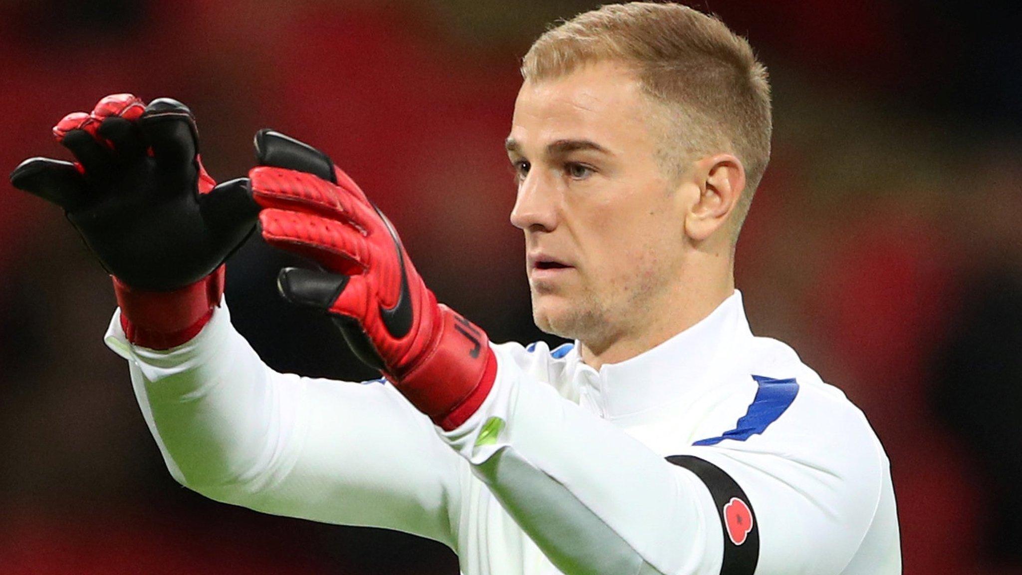 England should pick Butland ahead of 'terrible' Hart - Banks