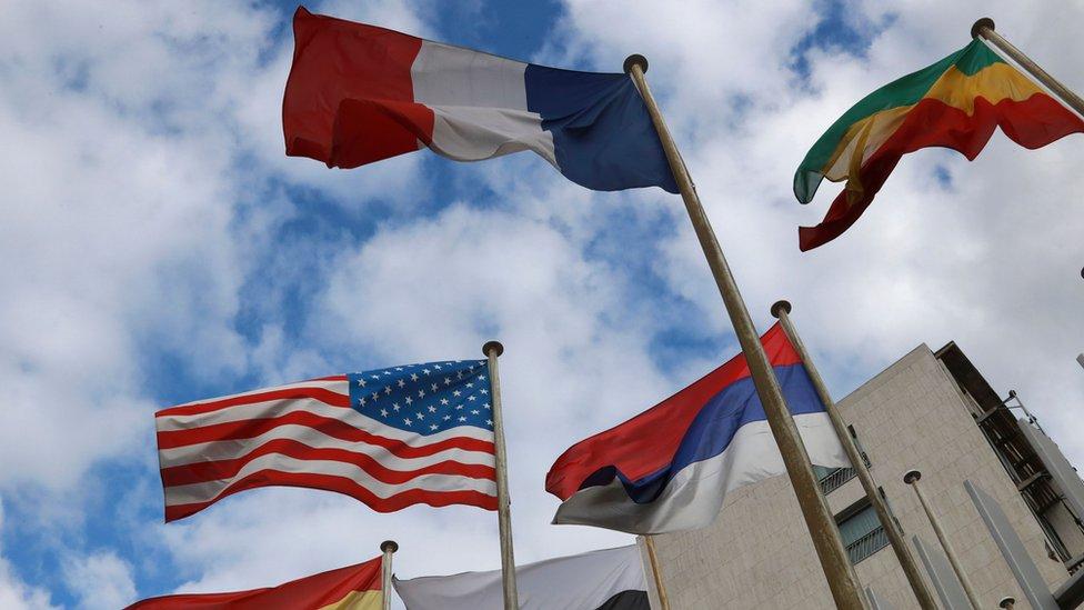 195 países son miembros de la Unesco
