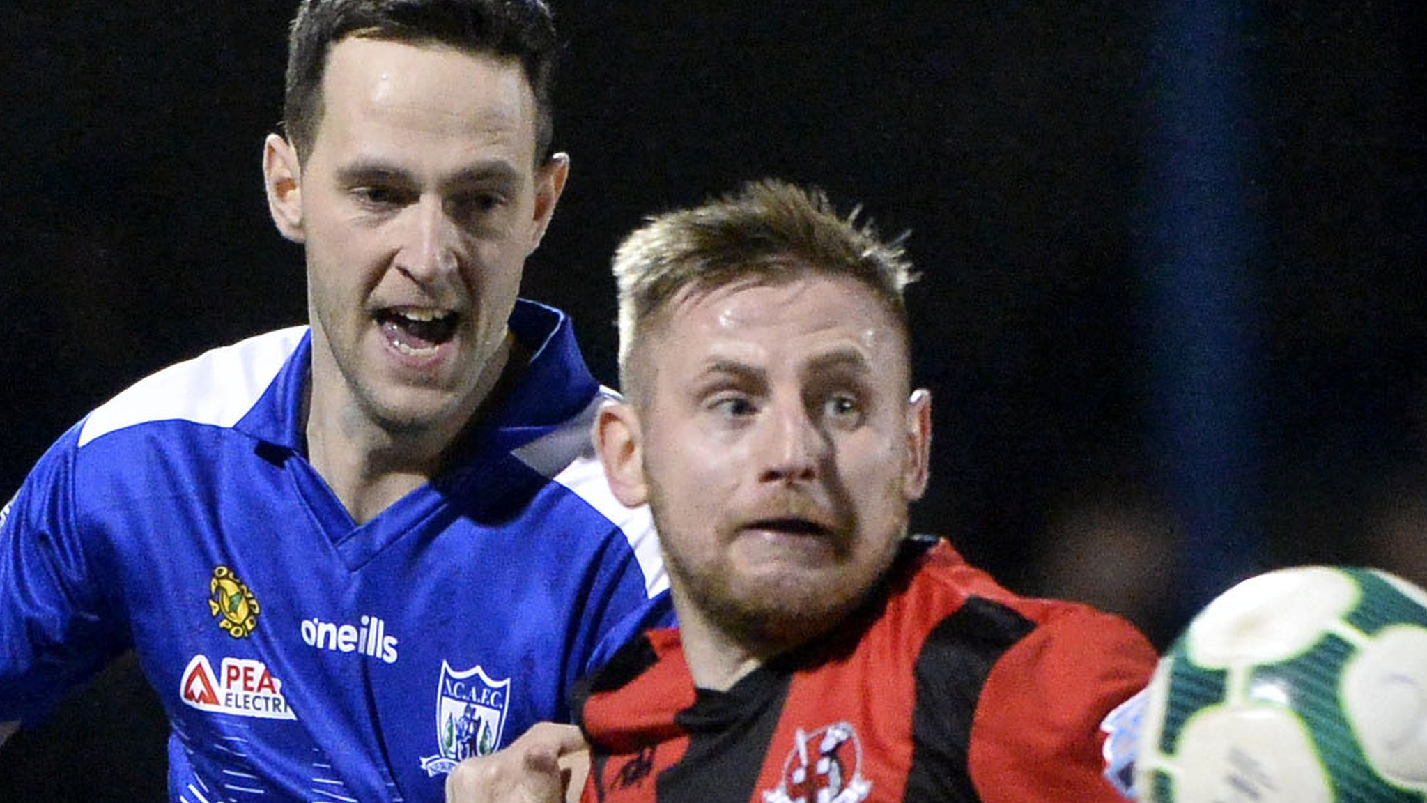 Truth or Not? Irish Premiership: Crues move second with win over Newry