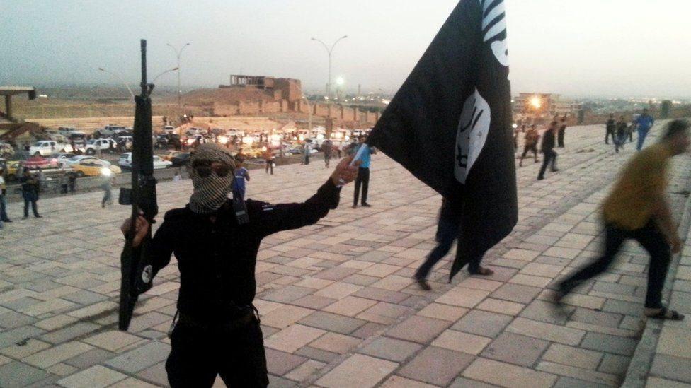 أحد عناصر تنظيم القاعدة
