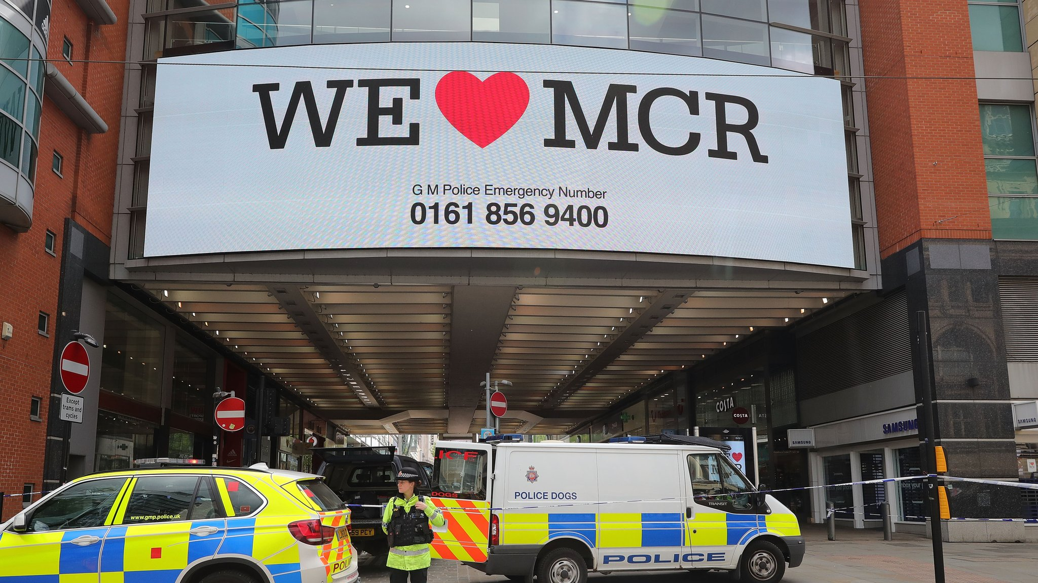 Sport to review security after Manchester attack