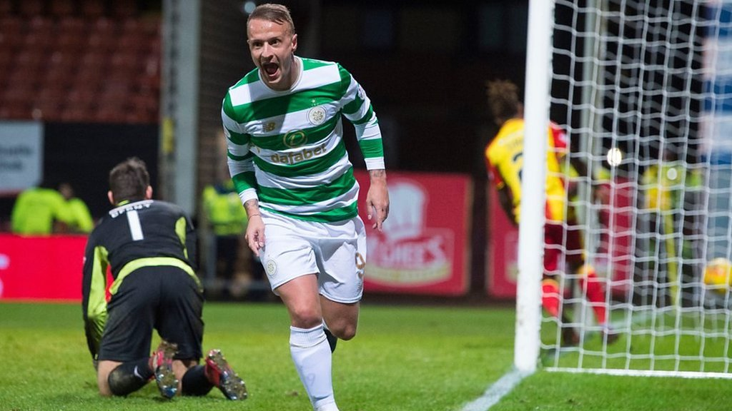 Highlights: Partick Thistle 1-2 Celtic