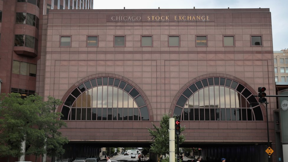 US rejects China-led bid for Chicago Stock Exchange