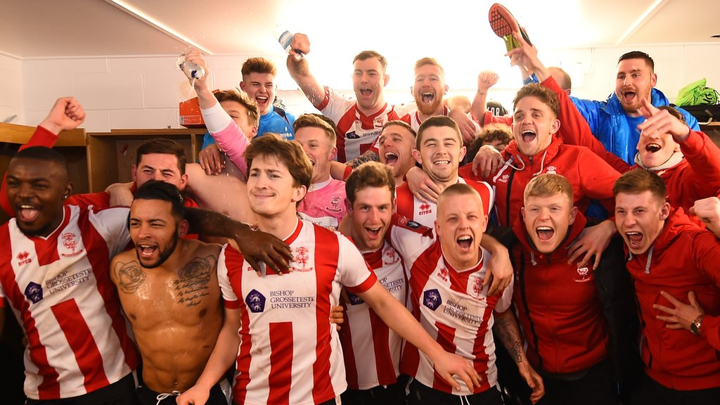 FA Cup: Lincoln City 1-0 Ipswich Town highlights