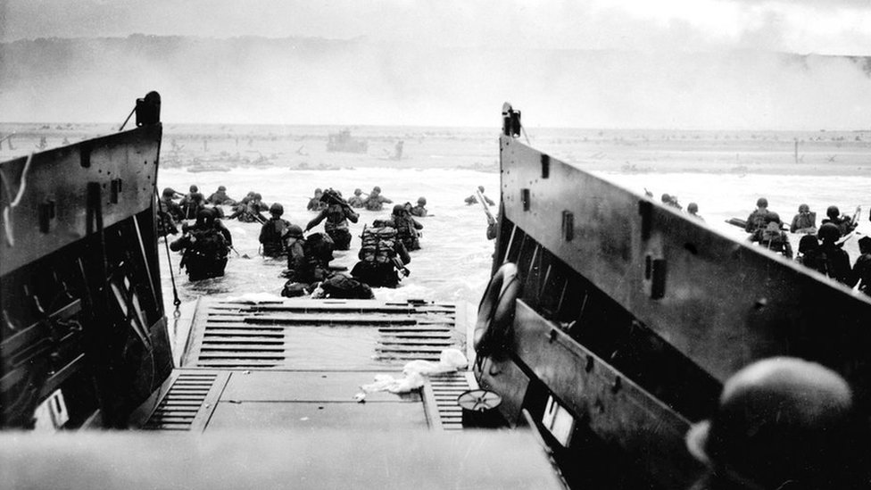 D-Day casualties to be remembered in new memorial