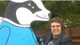 Cliff Pledge and The Brockenhurst Badger