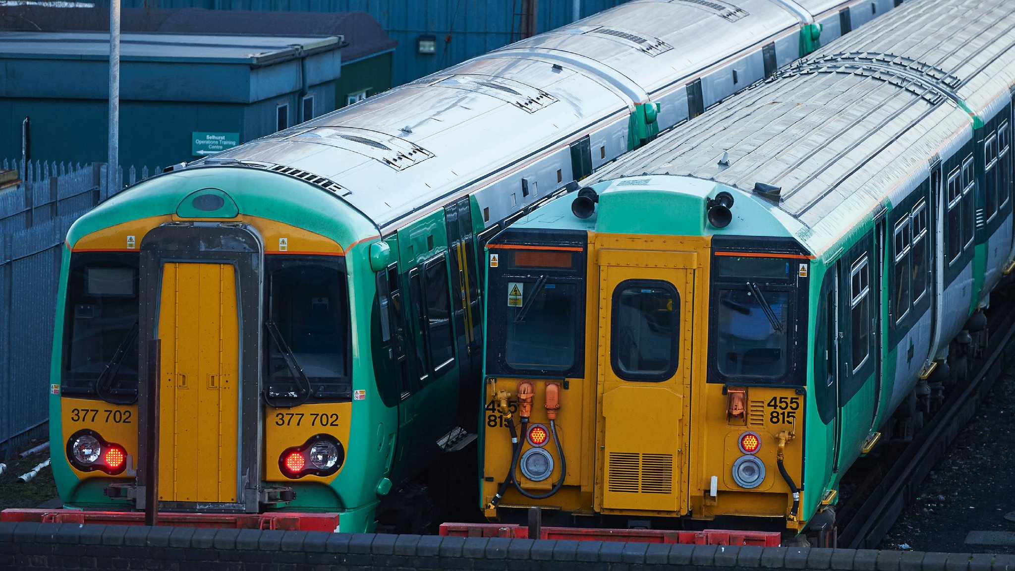 Deal 'close' in Aslef and Southern rail dispute talks