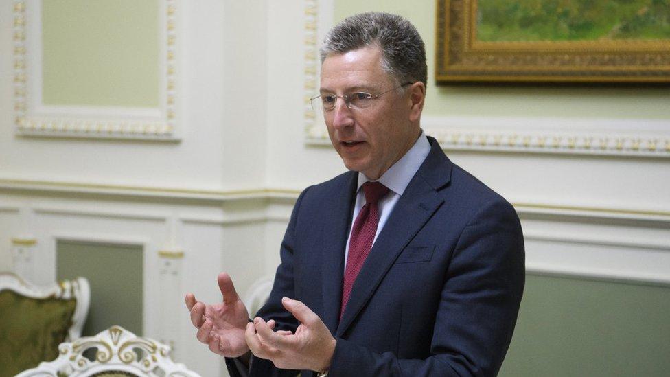 Спецпредставник США Курт Волкер відвідає схід України - Держдеп