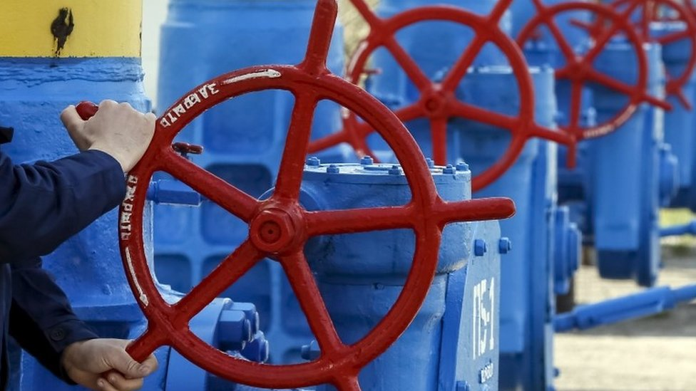 Russian gas purchases are suspended by Ukraine following a breakdown in talks aimed at keeping supplies running for the next three to six months.