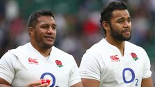 Mako and Billy Vunipola both start for England against Italy