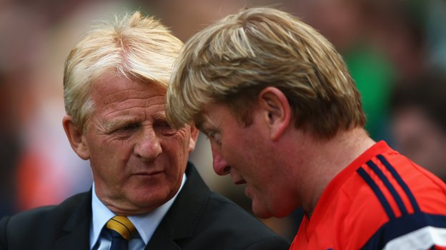 Scotland manager vacancy: Stuart McCall favours Scot for role