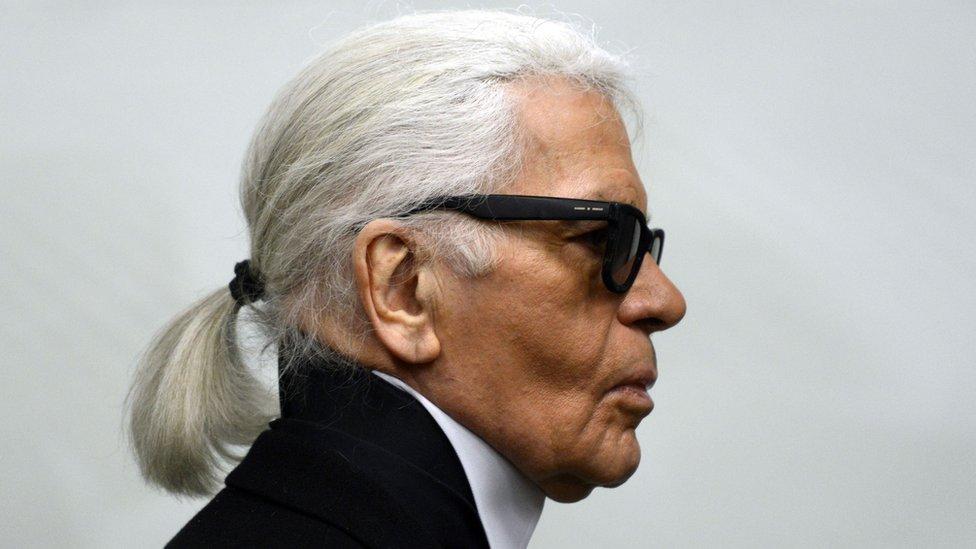 Obituary: Karl Lagerfeld, Chanel's iconic fashion designer