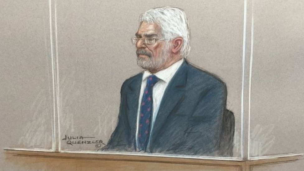 Girl thought Max Clifford would kill her, court told