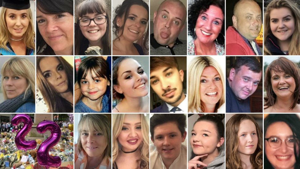 Top (left to right): Lisa Lees, Alison Howe, Georgina Callander, Kelly Brewster, John Atkinson, Jane Tweddle, Marcin Klis, Eilidh MacLeod - Middle (left to right): Angelika Klis, Courtney Boyle, Saffie Roussos, Olivia Campbell-Hardy, Martyn Hett, Michelle Kiss, Philip Tron, Elaine McIver - Bottom (left to right): Wendy Fawell, Chloe Rutherford, Liam Allen-Curry, Sorrell Leczkowski, Megan Hurley, Nell Jones