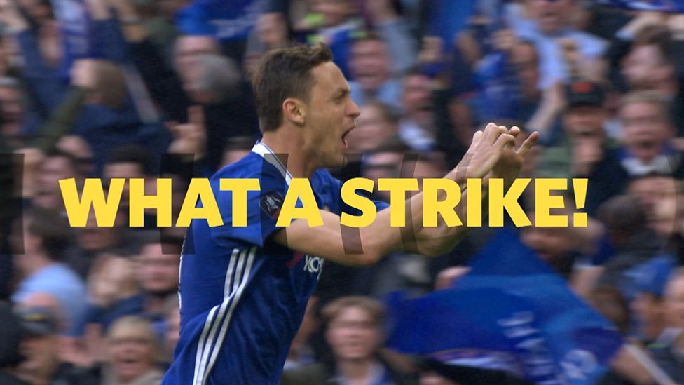 Matic thunderbolt wins FA Cup best goal vote