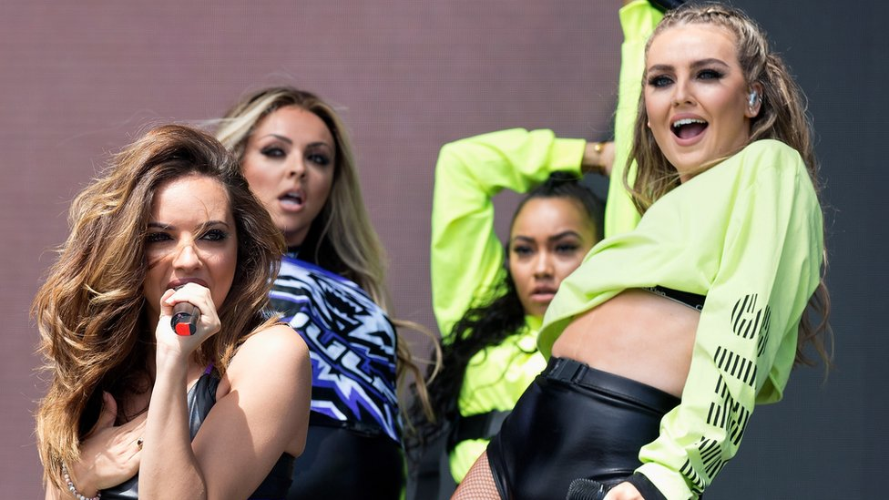 LM5: Why Little Mix's album title is a clever move
