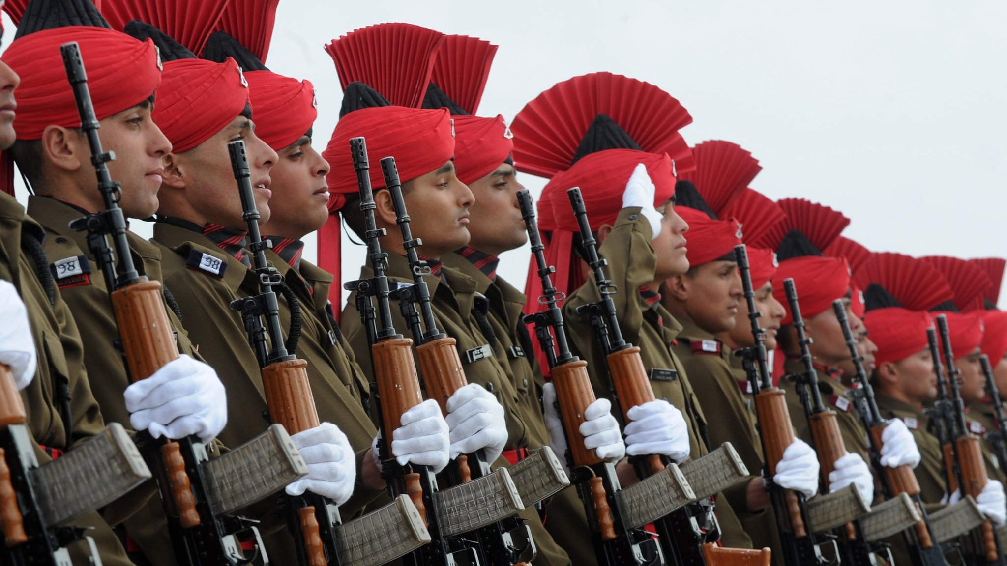 Indian army cancels recruitment exams after 'leak'