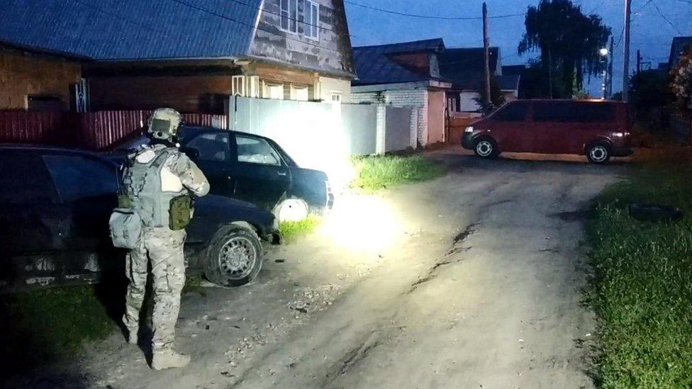 НАК: во Владимирской области убиты двое подозреваемых в подготовке теракта
