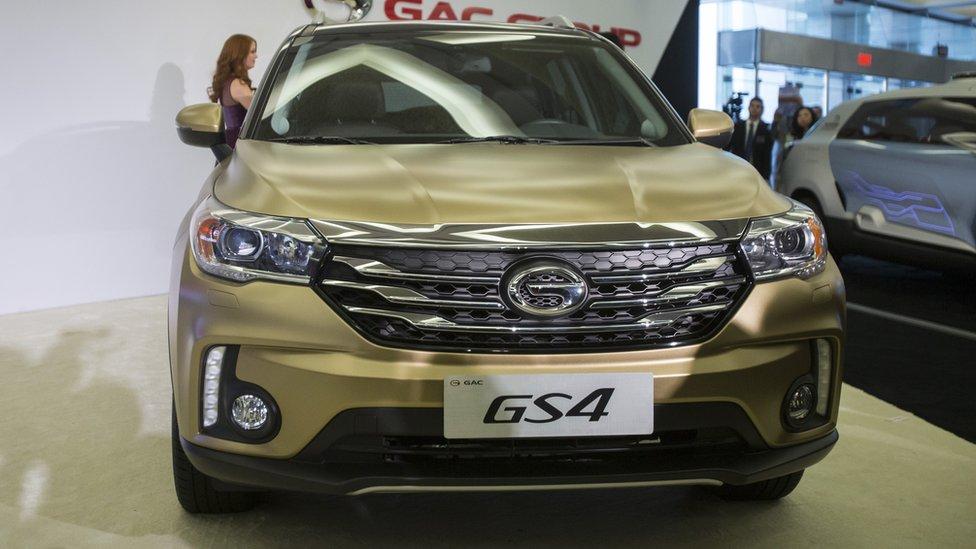 Chinese carmaker Trumpchi mulls less political name