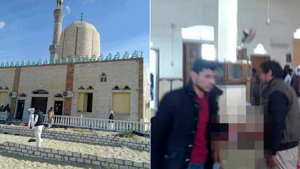 Egypt attack: More than 230 killed in Sinai mosque
