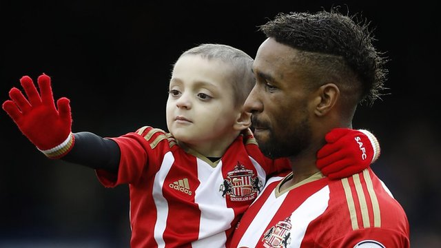 Bradley 'excited' to be leading out England with Defoe