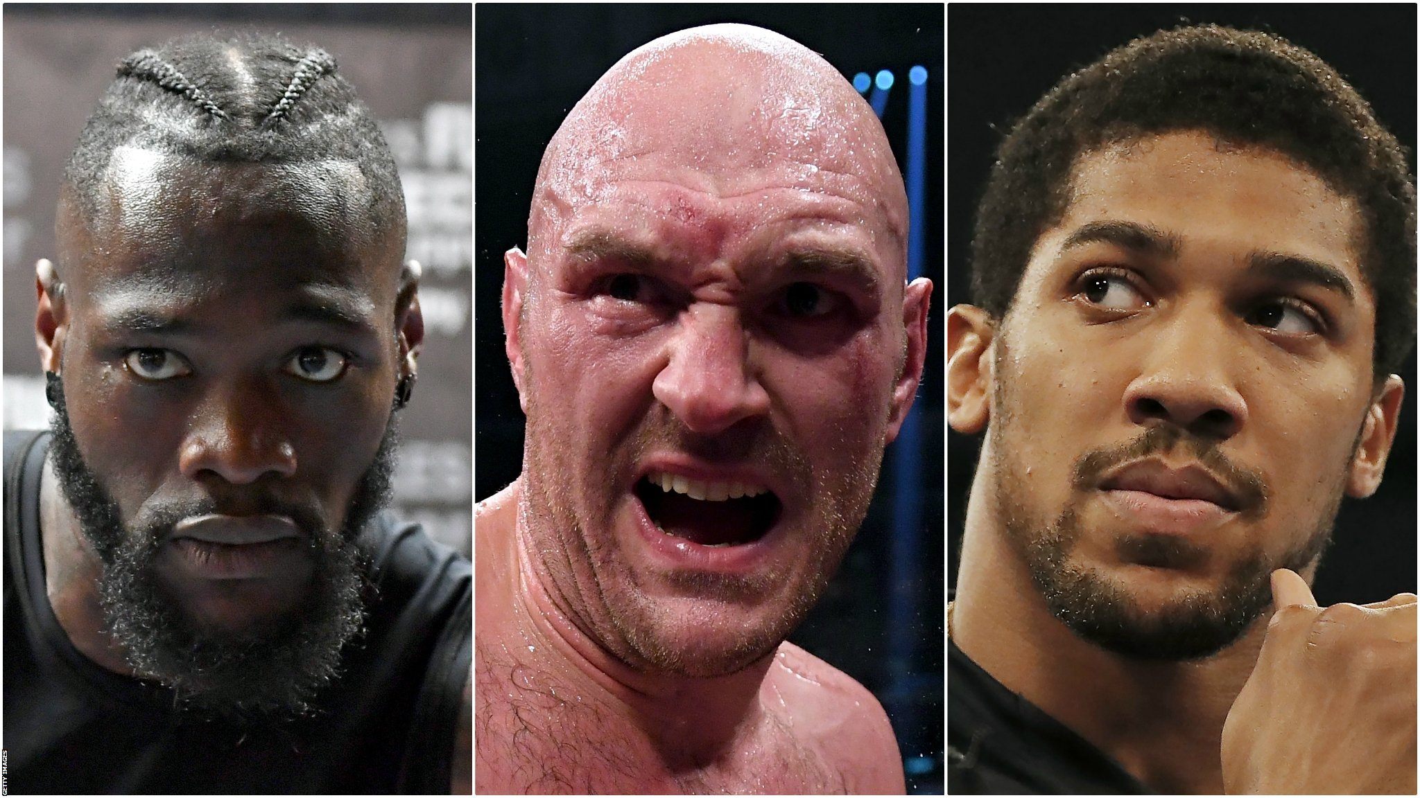 Anthony Joshua, Tyson Fury and Deontay Wilder fights a disaster for heavyweight scene
