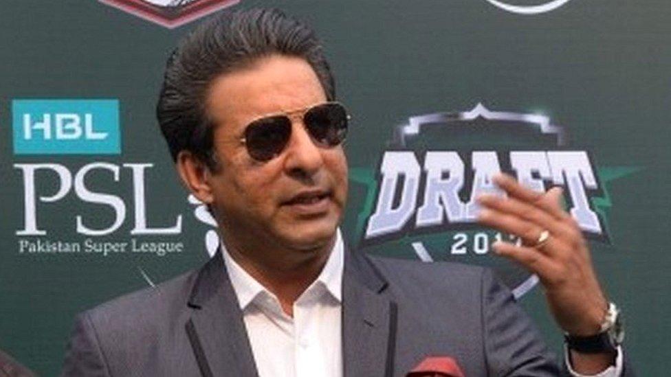 وسیم اکرم: انڈیا پاکستان سے نہیں کھیلنا چاہتا تو آئی سی سی کیا کرے؟