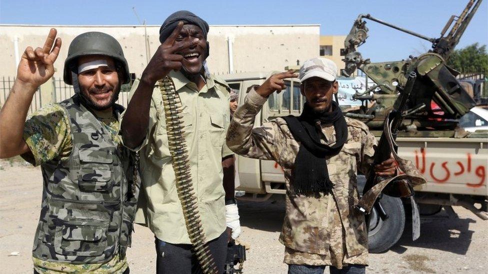 Libya crisis: PM Fayez al-Serraj condemns 'silence' of allies