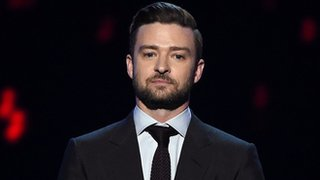 Justin Timberlake 'slapped' at tournament