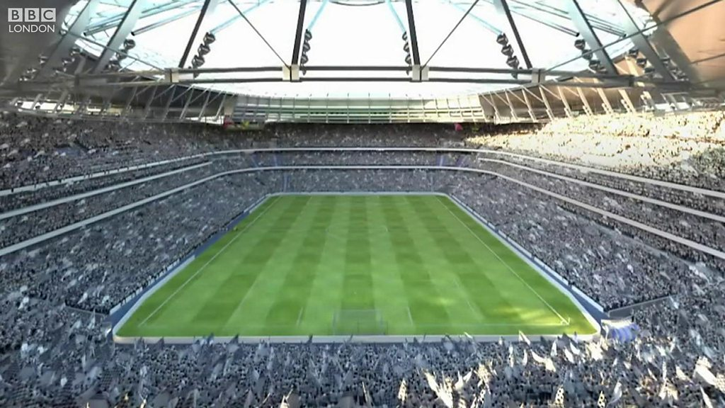 Tottenham Hotspur stadium: Five facts about Spurs' new home ground