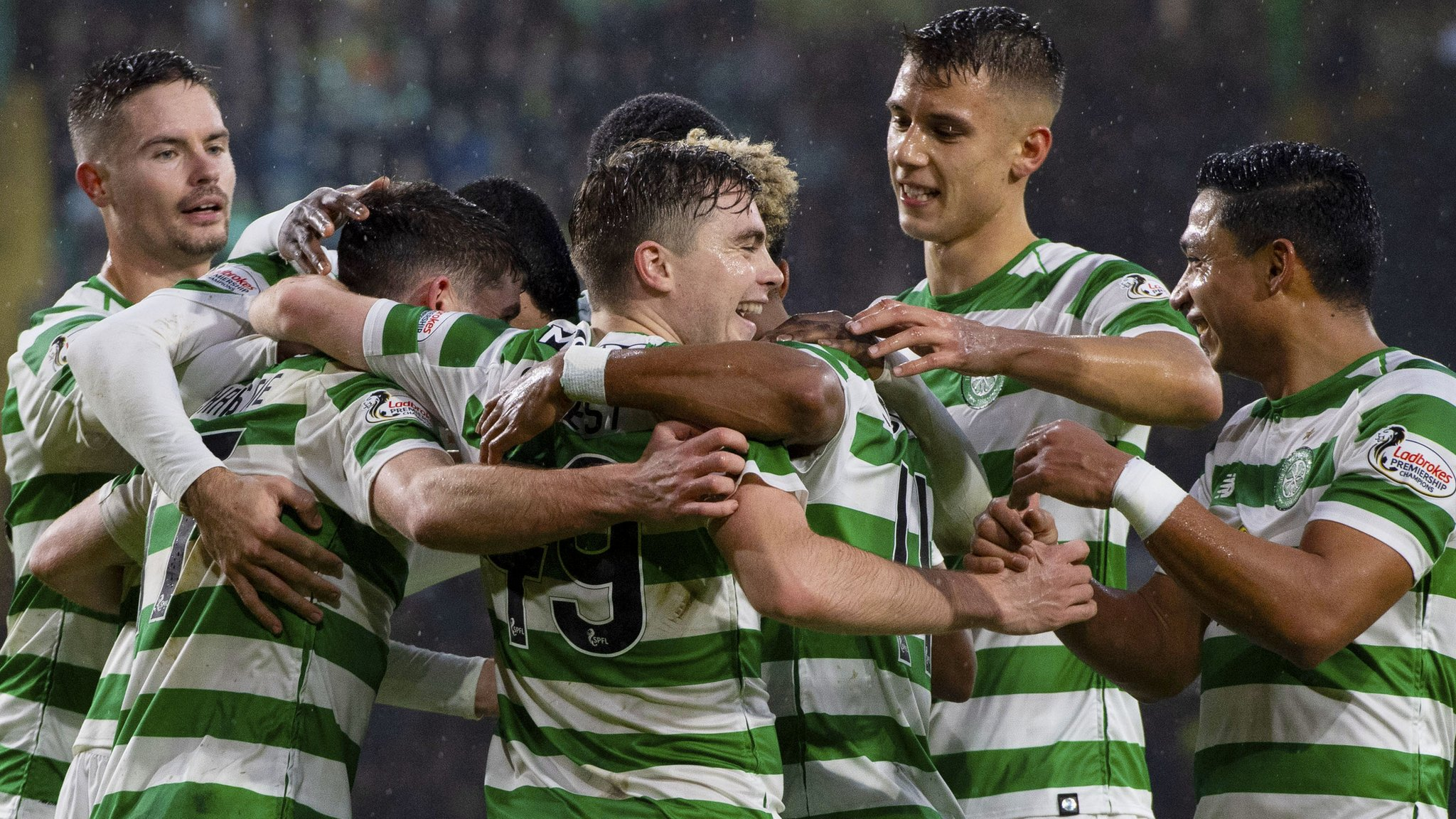 Watch: Celtic's brutal response to Kilmarnock title talk