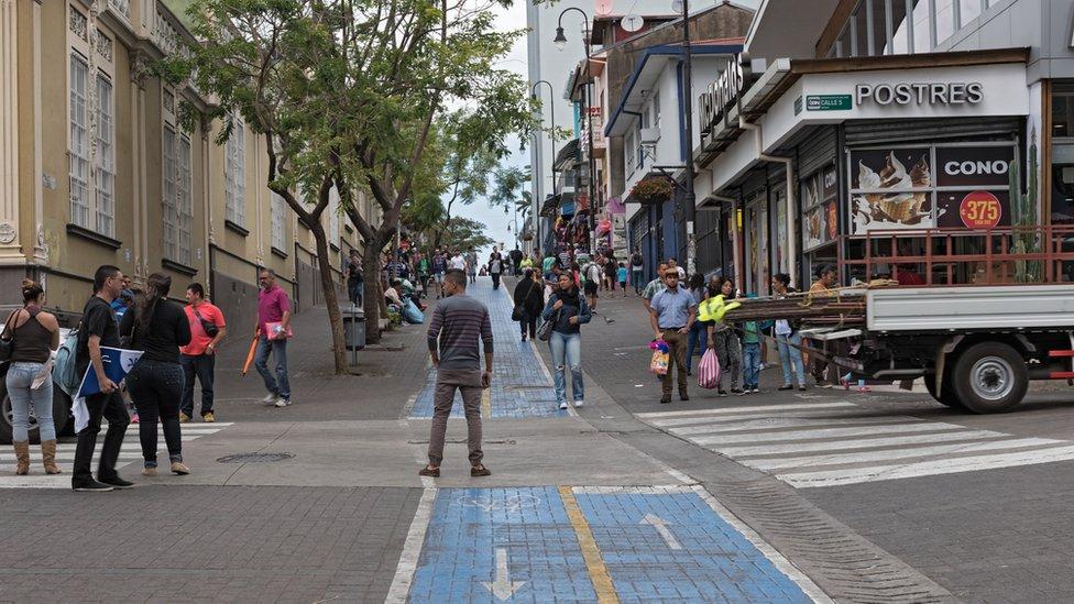 Foto de San José.