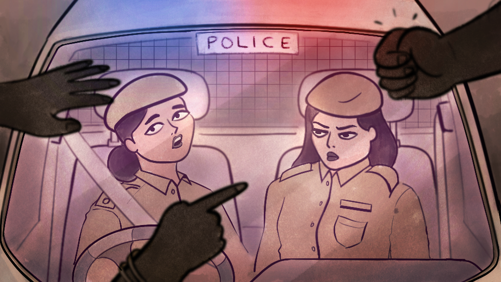 Armed guards provided for threatened lesbian couple thumbnail
