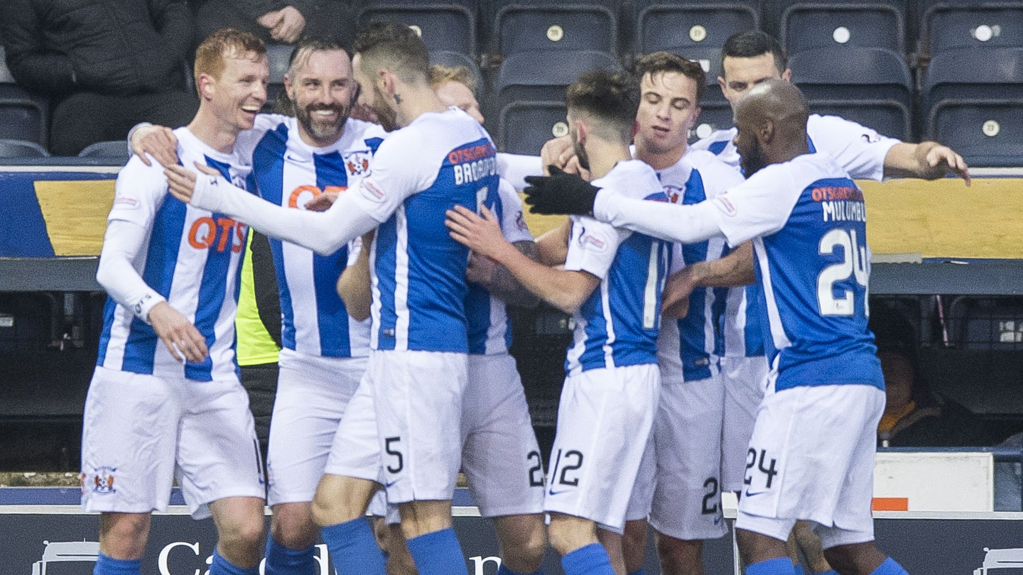 Boyd scores winner as Motherwell lose fourth in a row