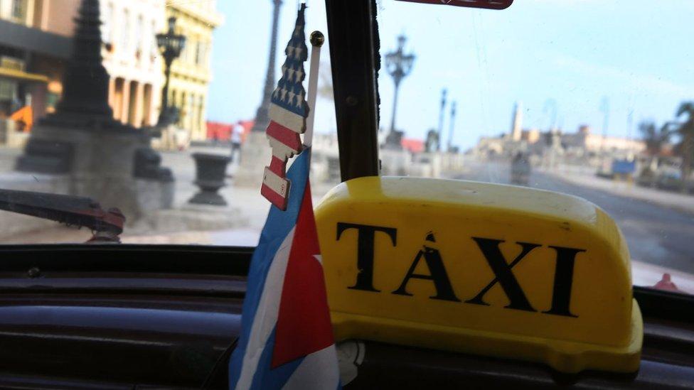 Donald Trump prohibiría negocios con Fuerzas Armadas de Cuba